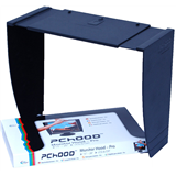 PcHood Color-confidence monitor hood